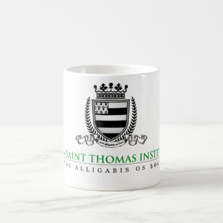 New Saint Thomas coffe mug