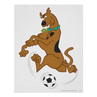 New Scooby Doo Review Pose 3 Poster