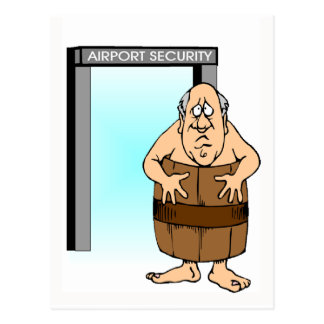 New Security Postcard