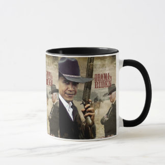 New Sheriff in Town Mug