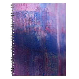 New stylish Notepad in shop / Purple Note Book