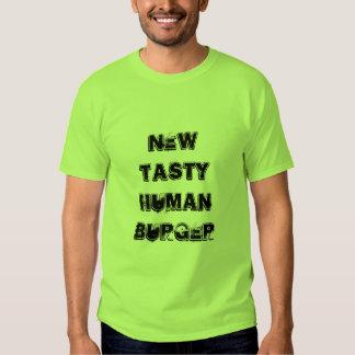 New Tasty human burger T Shirts