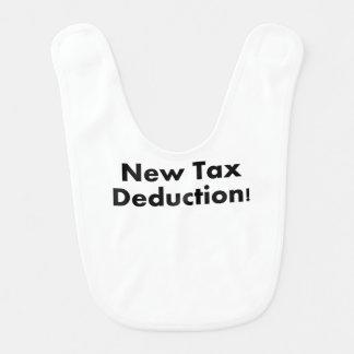 New Tax Deduction Bibs