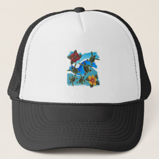 NEW THIS WORLD TRUCKER HAT
