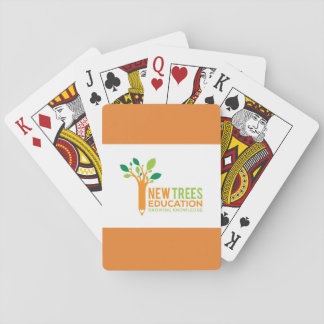 New Trees Education Playing Cards