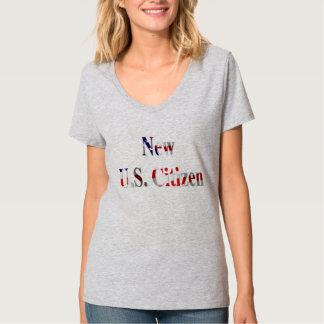 New U.S. Citizen T-Shirt