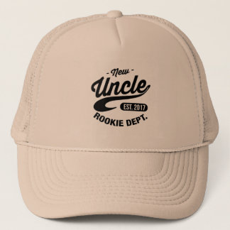New Uncle 2017 Trucker Hat
