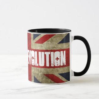 New Union Flag Join the Revolution Mug (Ringer)