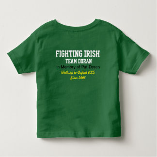 *NEW* Walk to Defeat ALS Toddler Shirt 2017