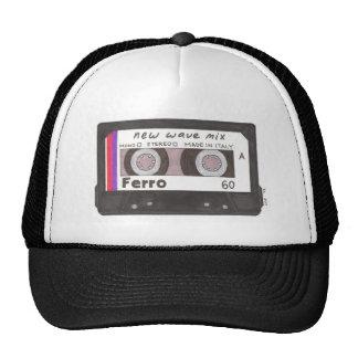 New Wave Cassette Tape Cap
