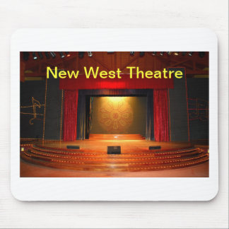 New West Theatre Mouse Pad