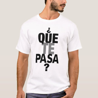 New Words: Spanish T-Shirt