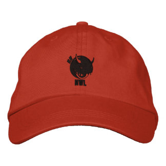New World Lil' Devil cap Tangerine