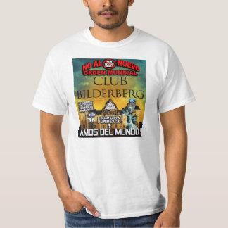 NEW WORLD ORDER BLANCA T-Shirt