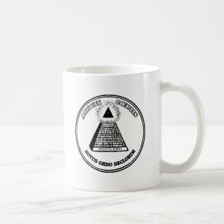 New World Order Coffee Mugs