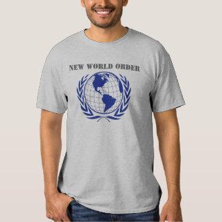 New World Order Shirt