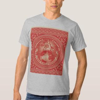 New world order tshirt