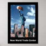 New World Trade Centre Print