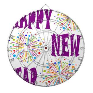 new year5 dartboard