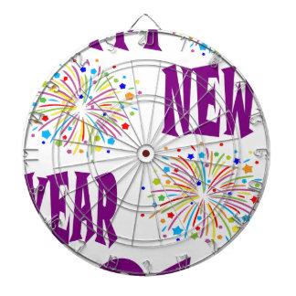 new year6 dartboard