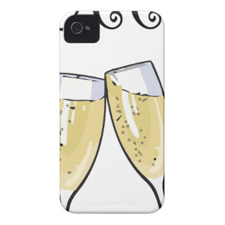 new year8 iPhone 4 Case-Mate cases