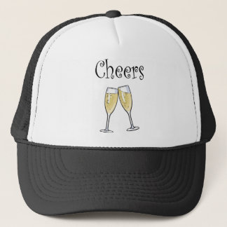 new year8 trucker hat