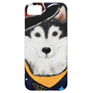 New Year Alaskan Malamute Case For The iPhone 5