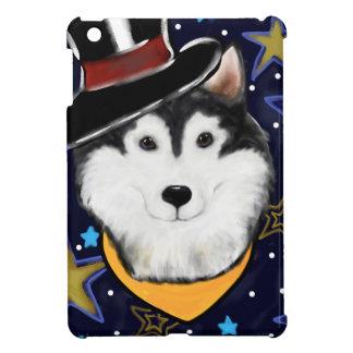 New Year Alaskan Malamute iPad Mini Cover