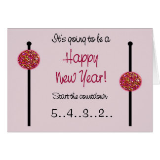 New Year Card / Pregnancy Announcement