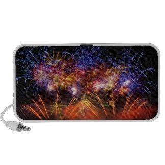 New year final bouquet - laptop speakers