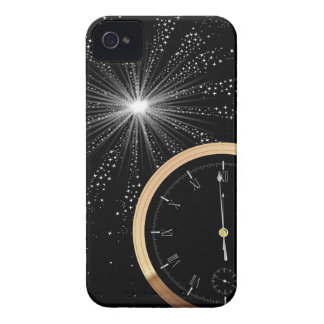 New Year Firework iPhone 4 Case-Mate Cases