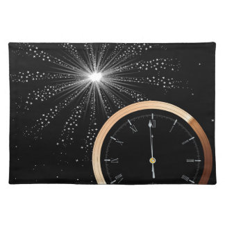 New Year Firework Placemat