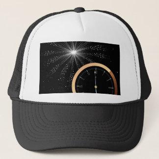 New Year Firework Trucker Hat