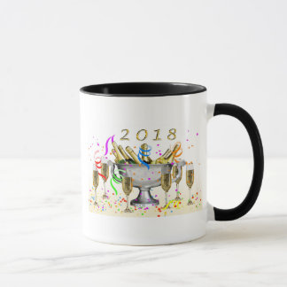 New Year Gifts Mug