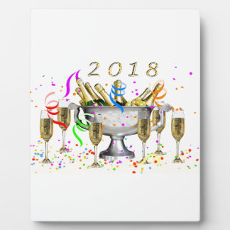 New Year Gifts Plaque