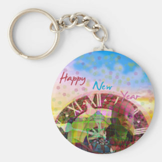 New Year is coming soon Key Ring