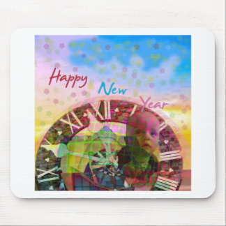 New Year is coming soon Mouse Pad