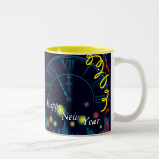 New Year morphing Mugs