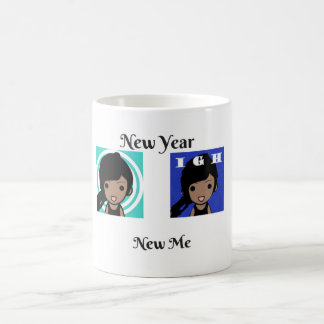 NEW YEAR NEW ME MERCH COFFEE MUG