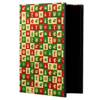 New Year pattern. Color mosaic. 2018. Powis iPad Air 2 Case