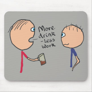 New Year Resolution Mouse Pad