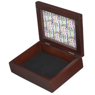 New Year's 2015 Multi Party Streamers on White Memory Box