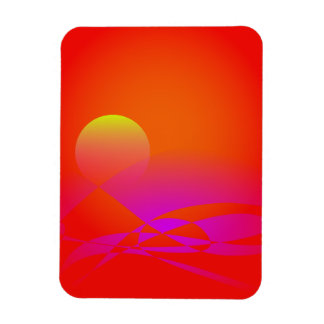 New Year s Day Rectangle Magnet