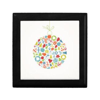 New Year sphere2 Gift Box