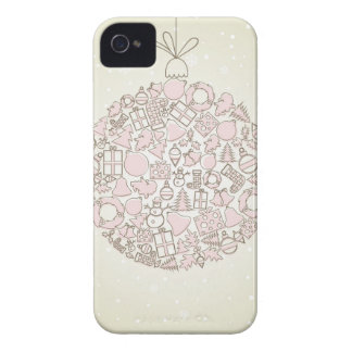 New Year sphere4 Case-Mate iPhone 4 Cases