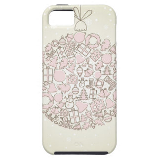 New Year sphere4 Tough iPhone 5 Case