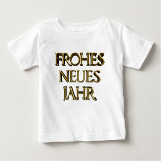New-Years-Day Baby T-Shirt