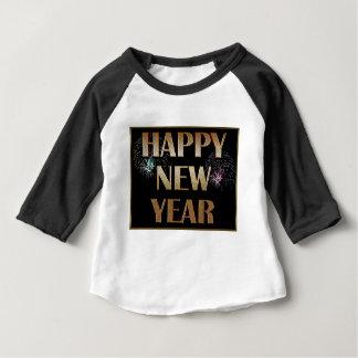 New-Years-Day Baby T-Shirt