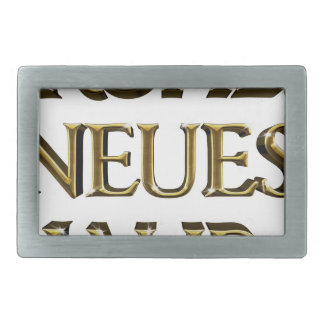 New-Years-Day Belt Buckles