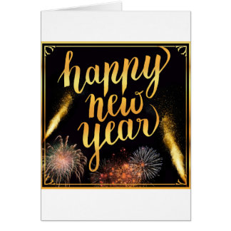 New-Years-Day Card
